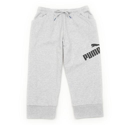 プーマ(PUMA) 3/4 ニットパンツ 591892 04 GRY(Men's)