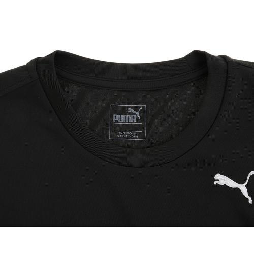 プーマ(PUMA) ゼビオ限定 バンドル ショートスリーブ Tシャツ 516047 01 BLK(Men's)