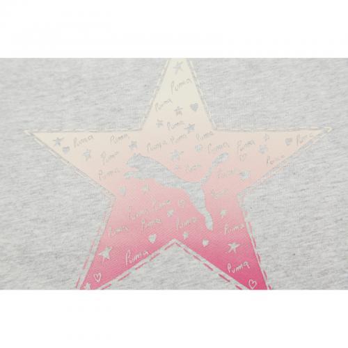 プーマ(PUMA) 【ゼビオ限定】 スター グラフィックTシャツ 850579 03 GRY(Lady's)