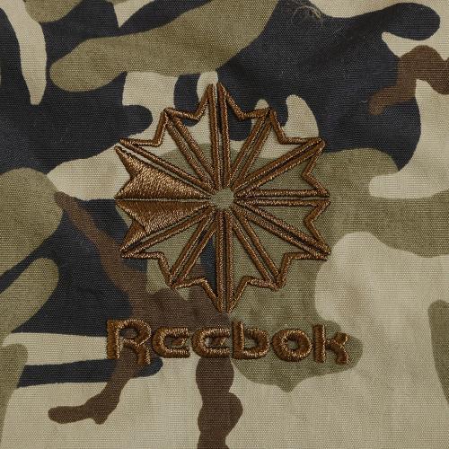 リーボック(REEBOK) カモフラージュ トラックトップ フルジップジャケット BWN17-BK5021(Men's)