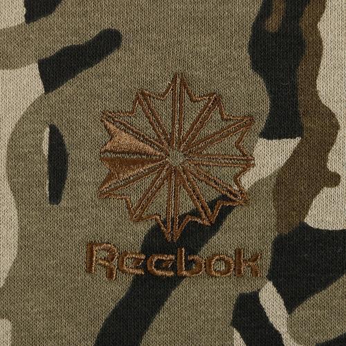 リーボック(REEBOK) カモ クルーネック トレーナー BWN34-BK5003(Men's)