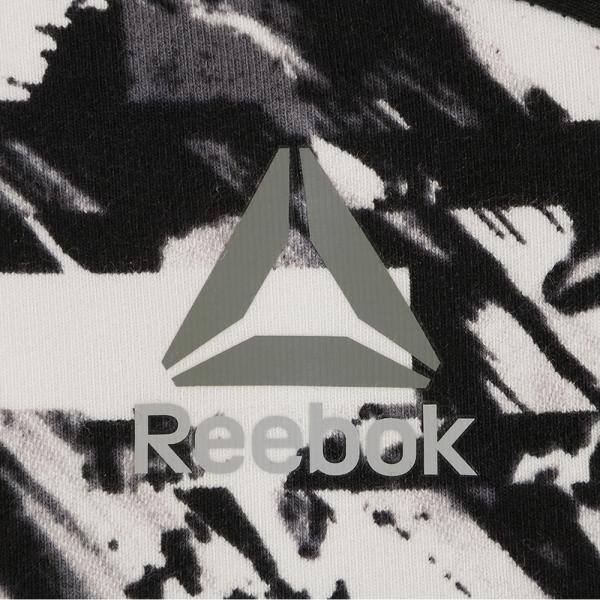 リーボック(REEBOK) クルーネック スウェット MLJ04-BK4721(Men's)