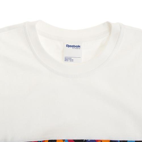 リーボック(REEBOK) プリントTシャツ BWN09-BK4104(Men's)