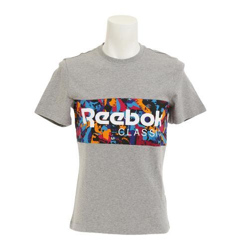 リーボック(REEBOK) プリントTシャツ BWN09-BK4109(Men's)