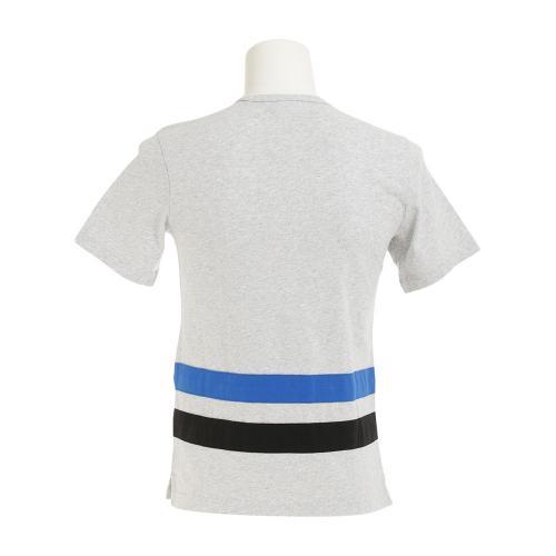 リーボック(REEBOK) ストライプ Tシャツ BWN28-BK3324(Men's)