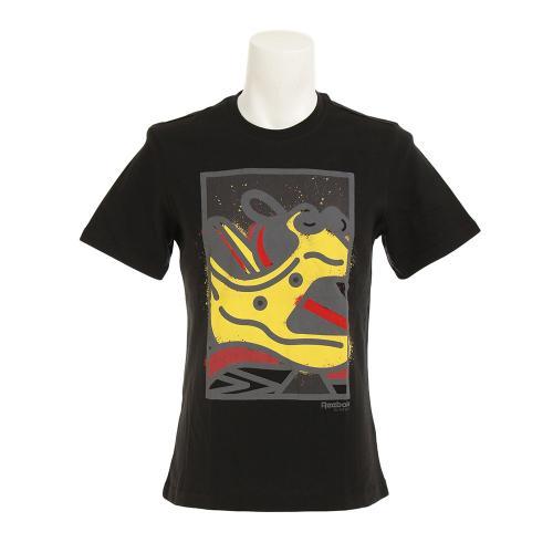 リーボック(REEBOK) フューリーTシャツ BWN30-BK5165(Men's)
