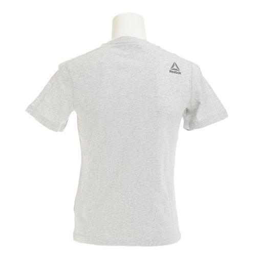 リーボック(REEBOK) WOR C GRAPHIC Tシャツ NUG77-BK4709(Men's)