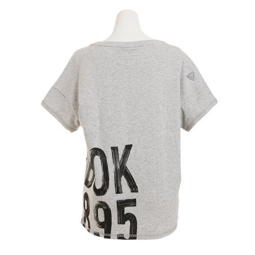 リーボック(REEBOK) フェイバリットREEBOK Tシャツ BUQ23-B45986(Lady's)