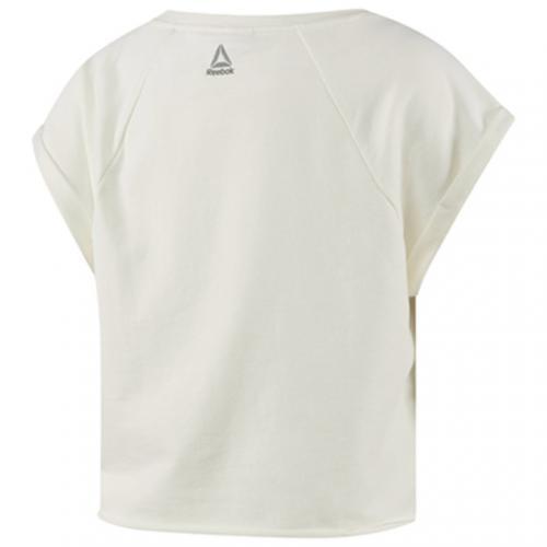 リーボック(REEBOK) ヨガ フレンチテリーTシャツ BUQ64-B46142(Lady's)