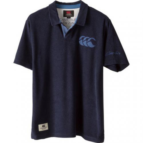 カンタベリー(canterbury) ショートスリーブ パイルシャツ RA37107 29(Men's)
