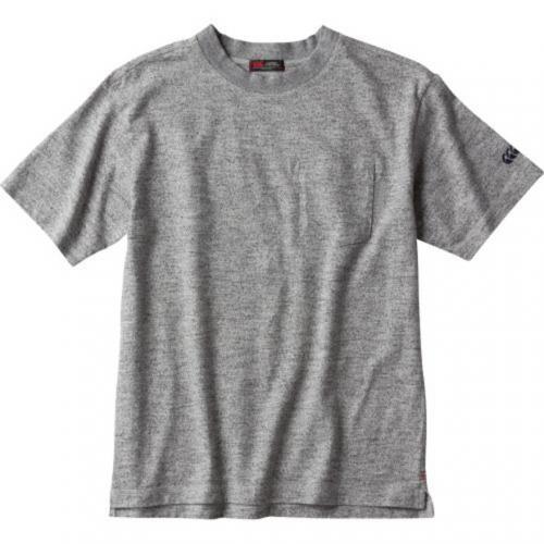 カンタベリー(canterbury) ショートスリーブ ヘビー Tシャツ RA37265 15(Men's)