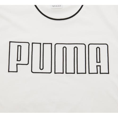 プーマ(PUMA) XTREME MAN Tシャツ 574353 02 WHT(Men's)