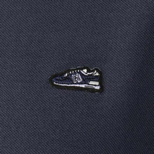 ニューバランス(new balance) ワッペンポロシャツ JMTL7210OTS(Men's)