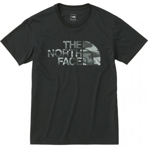 ノースフェイス(THE NORTH FACE) TNFカモフラージュロゴティー NT31793 K(Men's)