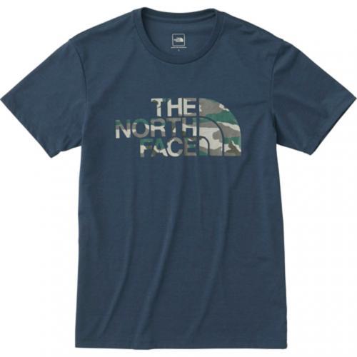 ノースフェイス(THE NORTH FACE) TNFカモフラージュロゴティー NT31793 UN(Men's)