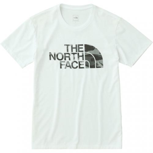 ノースフェイス(THE NORTH FACE) TNFカモフラージュロゴティー NT31793 W(Men's)