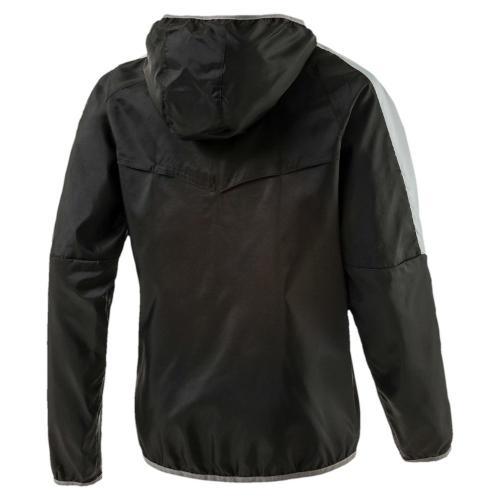 プーマ(PUMA) BX ブレーカーシャツ 593262 01 BLK(Jr)