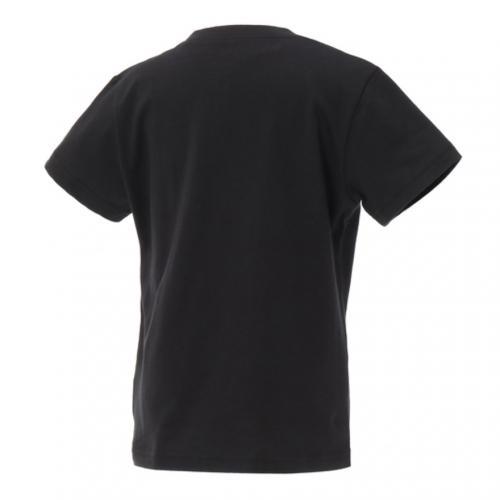 プーマ(PUMA) ジュニア ショートスリーブ Tシャツ 591893 01 BLK(Jr)