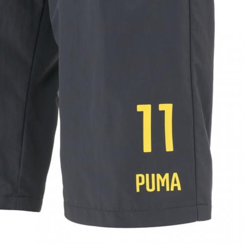プーマ(PUMA) ジュニア 3/5 ナイロンパンツ 591911 08 GRY(Jr)