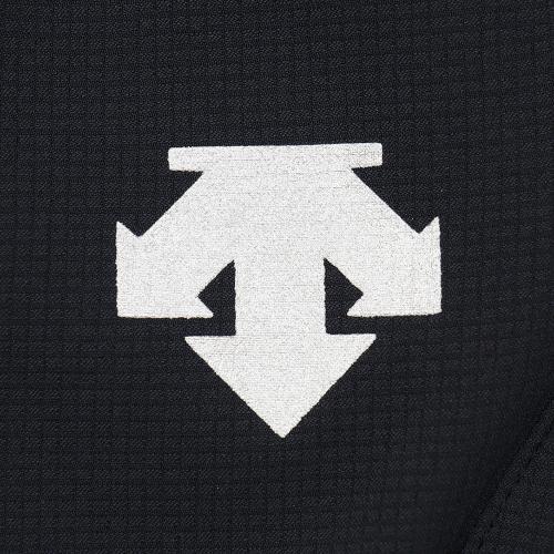 デサント(DESCENTE) ゼビオ限定 クロストレーニングハーフパンツ DOR-C8377 BLK(Men's)