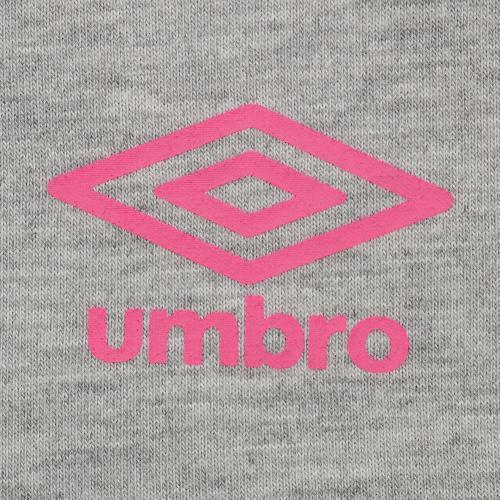 アンブロ(UMBRO) 【ゼビオグループ限定】 ジュニア グラフィックシャツA UCS5750XJ MGRY(Jr)