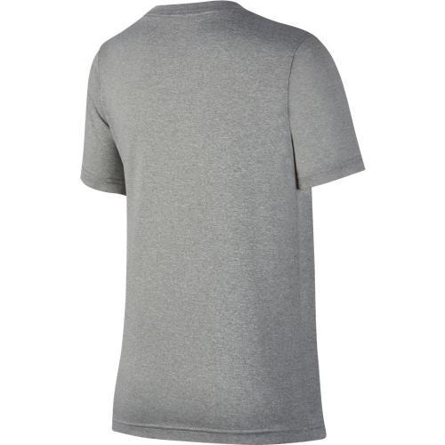 ナイキ(nike) YTH ドライ スウッシュ ソリッド ショートスリーブ Tシャツ 819838-063SP17(Jr)