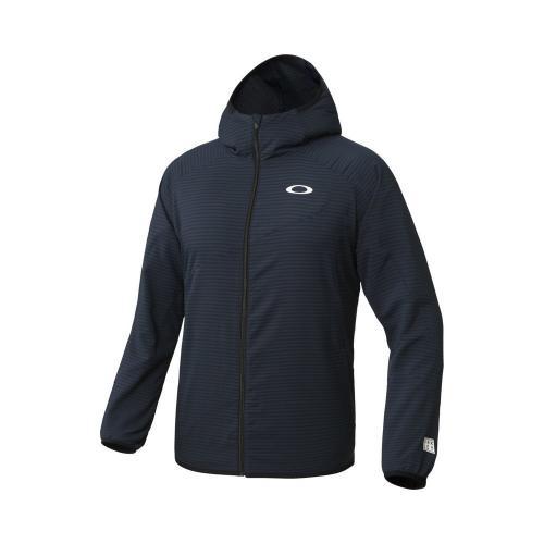オークリー(OAKLEY) ENHANCE DOUBLE CLOTH HOODY JACKET.QD 7.0 412370JP-66C(Men's)