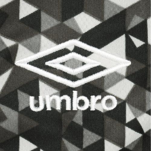アンブロ(UMBRO) ジュニア グラフィックハーフパンツ UCS7744JP CBN(Jr)