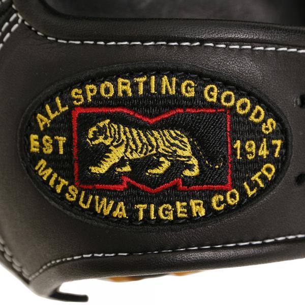 美津和タイガー(mitsuwa-tiger) 少年軟式用グラブ Revol Tiger βオールラウンド用 左投用 RGJT17M2-214H(Jr)