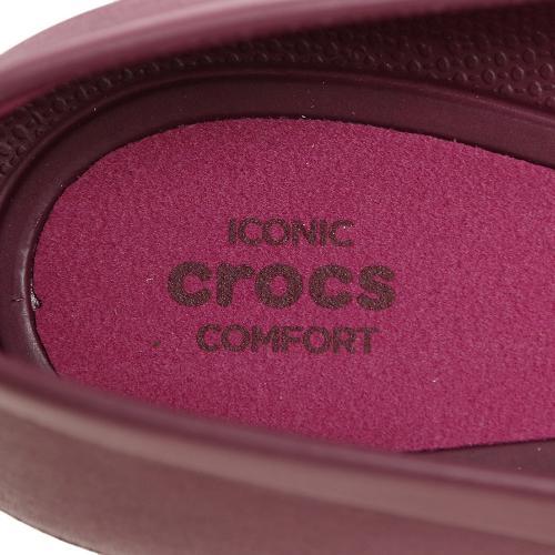 クロックス(crocs) クロックス リナ フラット ウィメン(crocs lina flat w) D203404-504(Lady's)