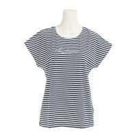 HUITIEME ベーシック ストライプ Tシャツ HU17SCD8647504NVY(Lady's)