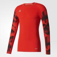 アディダス(adidas) TANGO CAGE ベースレイヤーロングスリーブシャツ BWO31-AZ6077(Men's)