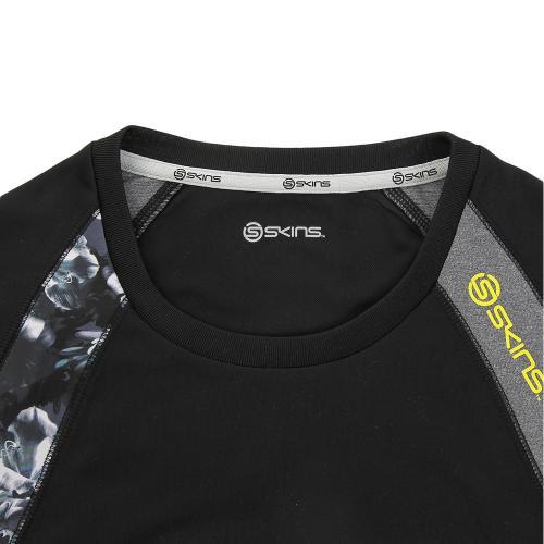 スキンズ(SKINS) ショートスリーブシャツ SAS2755W BLK(Lady's)