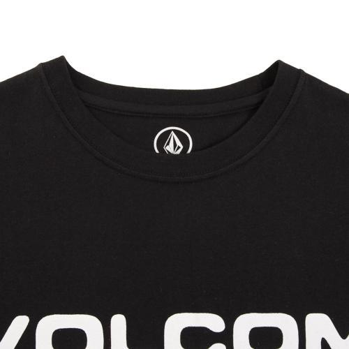 ボルコム(Volcom) TTT BOARDS 半袖Tシャツ A50117JD BLK(Men's)