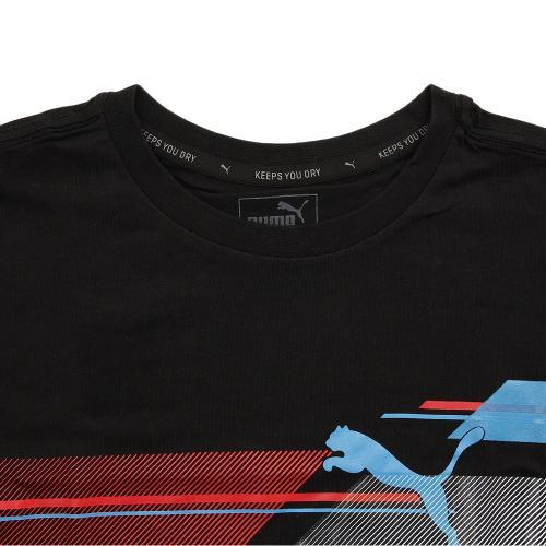 プーマ(PUMA) TD ショートスリーブ Tシャツ 839035 41 BLK(Jr)