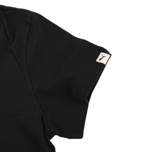 プーマ(PUMA) CD 半袖Tシャツ 837899 01-BLK(Lady's)
