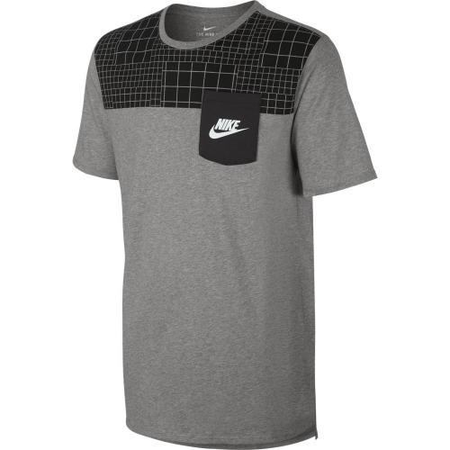 ナイキ(nike) ドロップテール AV15 ポケット Tシャツ 834728-063SP17(Men's)