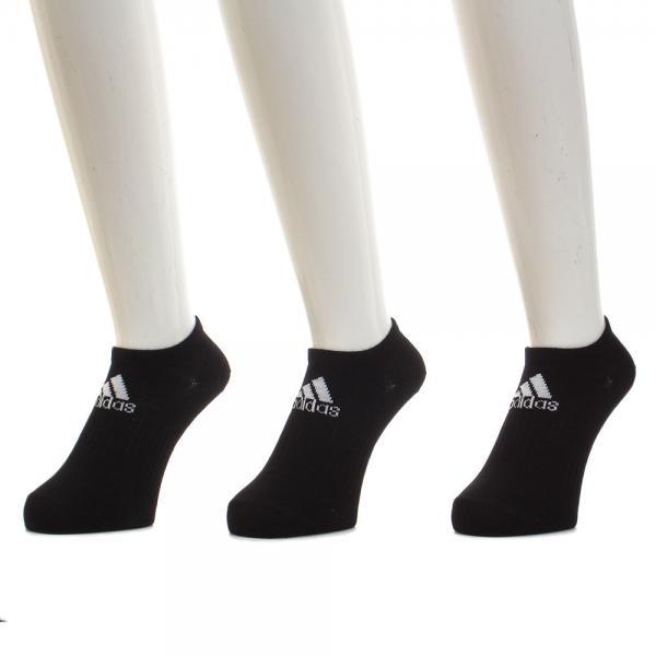 アディダス(adidas) BASIC アンクルソックス 3足組 DMK57-BR6126(Men's、Lady's)