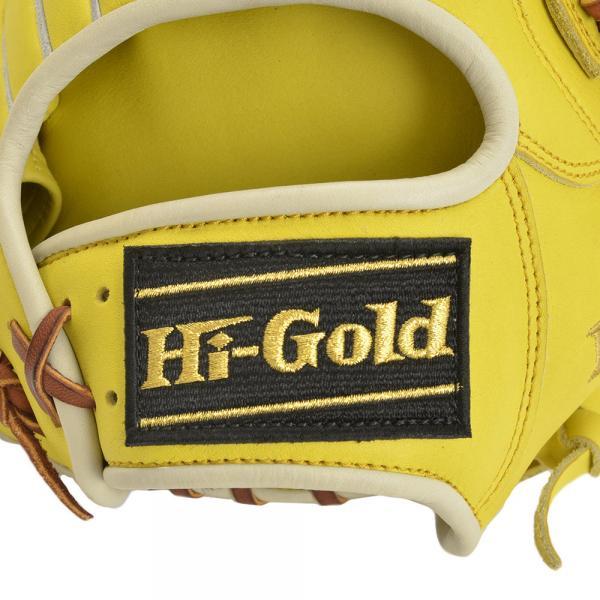 ハイゴールド(Hi-Gold) 軟式用グラブ シンプルオーダー 外野手用 SPG-NSM2-3(Men's)