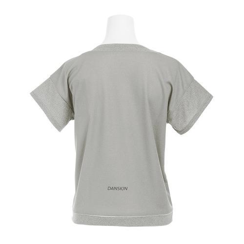 ダンスキン(DANSKIN) ワイドTシャツ DB77119 Z(Lady's)