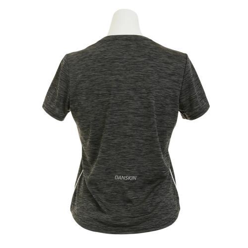 ダンスキン(DANSKIN) クルーネックTシャツ DB77121 KM(Lady's)