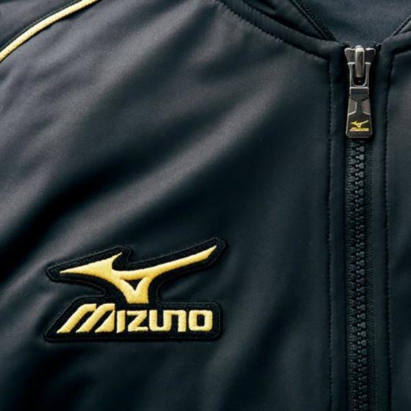 ミズノ(MIZUNO) ミズノプロ トレーニング半袖ジャケット 12JE6J0109(Men's)