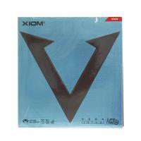 エクシオン(XIOM) 卓球ラバー ヴェガ イントロ レッド 095211 0040(Men'sLady'sJr)