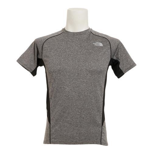 ノースフェイス(THE NORTH FACE) GTD メランジ 半袖Tシャツ NT11788 CH(Men's)