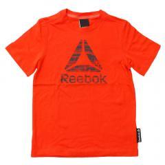 リーボック ボーイズ ES DELTA Tシャツ MLI07-BK4259(Jr)