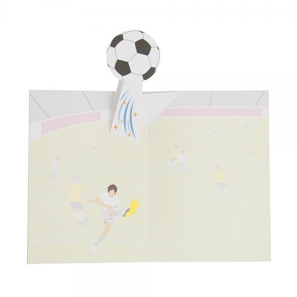 アトム カラー色紙 サッカー選手 ATO701161(Men's、Lady's、Jr)