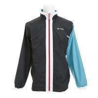 ヨネックス(YONEX) ウォームアップシャツ 52011-007(Men's)