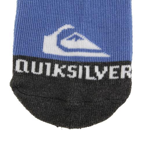 クイックシルバー(QUICK SILVER) アンクルソックス 3足組 30612T MIX(Men's)