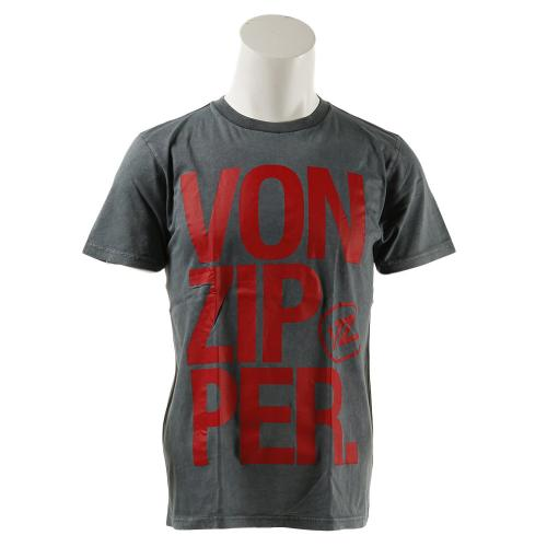 VONZIPPER Tシャツ BOXED ACID AH211216 CHR(Men's)