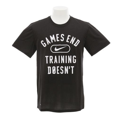 ナイキ(nike) ドライフィット ドライレジェンド Tシャツ 841638-010SU17(Men's)